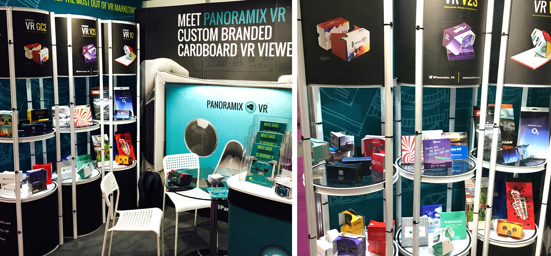 Custom Cardboard VR Design