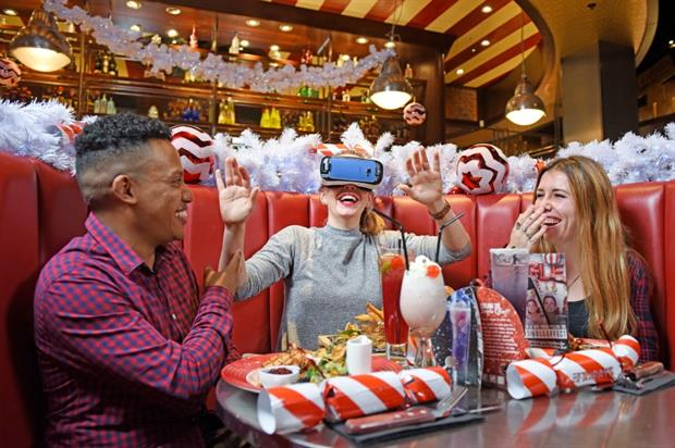 Virtual Reality is set to take over Christmas